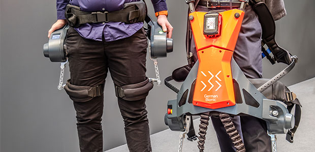 The Emerging Market of Exoskeletons